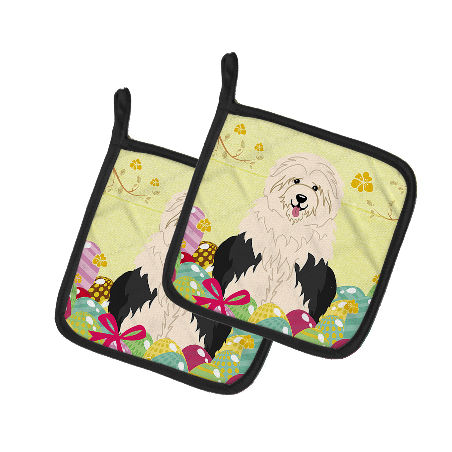 Old fashioned pot holders 15
